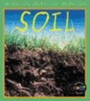 Cover of: Soil (Materials)