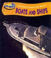 Cover of: Boats (Take-off!: Transport Around the World)