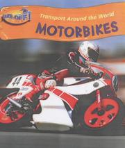 Cover of: Motorbikes (Take-off!: Transport Around the World)