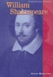 Cover of: William Shakespeare (Creative Lives)