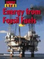 Cover of: Energy from Fossil Fuels (Energy for Life)