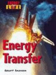 Cover of: Energy Transfer (Energy for Life)