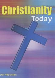 Cover of: Christianity Today (Religions Today)