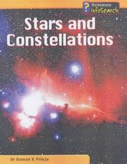 Cover of: Stars and Constellations (Universe) | Raman K. Prinja