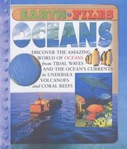 Cover of: Oceans (Earth Files)