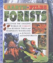 Cover of: Forests (Earth Files)