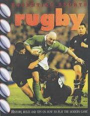 Cover of: Rugby (Essential Sports)