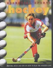 Cover of: Hockey (Essential Sports)