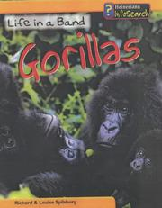 Cover of: Life in a Band of Gorillas (Animal Groups) | Louise Spilsbury