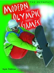 Cover of: Modern Olympic Games (Olympics)