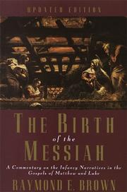 Cover of: Birth of the Messiah