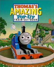 Cover of: Thomas' Amazing Pop-Up Book Train Set