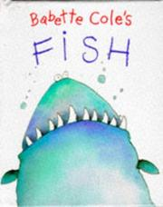 Cover of: Babette Cole's Fish (Mini Pops)