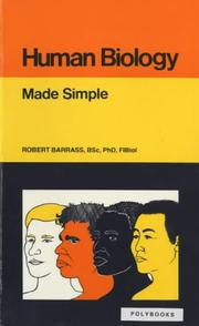 Cover of: Human Biology Made Simple