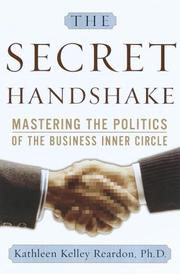 Cover of: The Secret Handshake