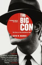 Cover of: The Big Con