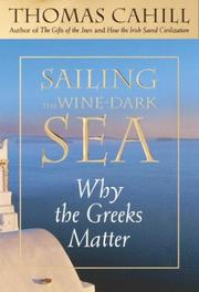 Cover of: Sailing the wine-dark sea | Thomas Cahill