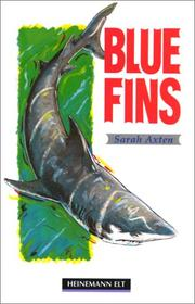 Cover of: Blue Fins | Sarah Axten