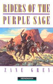Riders of the purple sage november 1999 edition open library cover of riders of the purple sage by zane grey margaret tarner fandeluxe Document
