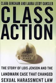 Cover of: Class action | Clara Bingham