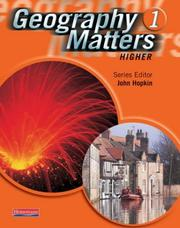 Cover of: Geography Matters