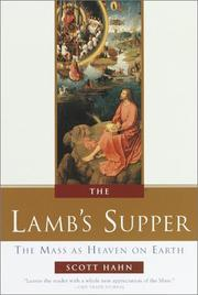 Cover of: The Lamb's Supper: The Mass As Heaven on Earth