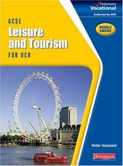 Cover of: GCSE Leisure and Tourism