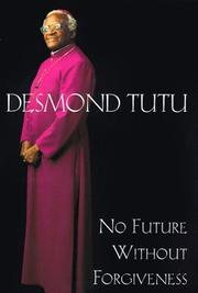 Cover of: No future without forgiveness