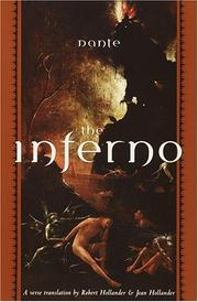 Cover of: Inferno - English/Italian translation