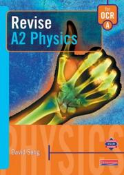 Cover of: Revise A2 Physics for OCR A (Revise AS)