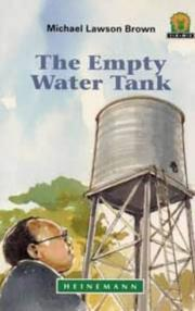 Cover of: Empty Water Tank