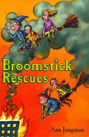 Cover of: Broomstick Rescues (Young Hippo Spooky S.)