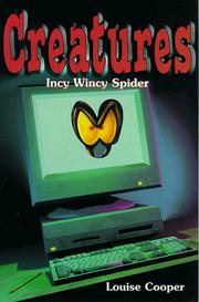 Cover of: Incy Wincy Spider (Creatures)