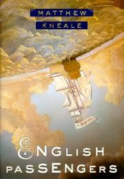 Cover of: English passengers | Matthew Kneale