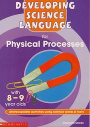 Cover of: Physical Processes with 8-9 Year Olds (Developing Science Language S.)