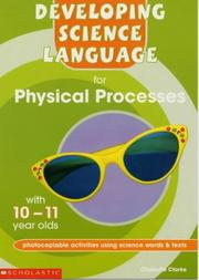 Cover of: Physical Processes 10-11 (Developing Science Language)