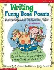 Cover of: Writing Funny Bone Poems