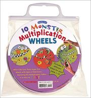 10 Monster Multiplication Wheels (Grades 2-5) by