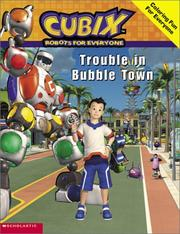 Cover of: Trouble in Bubble Town (Cubix)