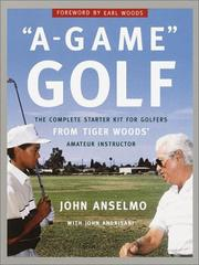 Cover of: A-Game Golf