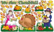 Cover of: Happy Thanksgiving! Bulletin Board | Scholastic