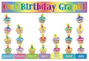 Cover of: Our Birthday Graph! Bulletin Board