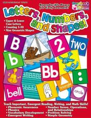 Cover of: Letters, Numbers & Shapes! | Scholastic