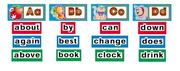 Cover of: Alphabet Cards & Word Wall Signs Word Wall