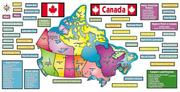 Cover of: Map of Canada! Bulletin Board