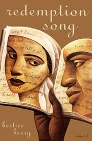 Cover of: Redemption song | Bertice Berry