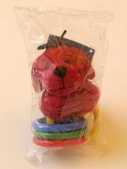 Cover of: Clifford the Small Red Puppy Ring Rattle