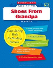 Cover of: Shoes From Grandpa (Scholastic Book Guides, Grades K-2) |