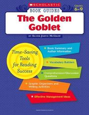 Cover of: The Golden Goblet (Scholastic Book Guides, Grades 6-9) |