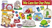 Cover of: Caring for Pets! Bulletin Board